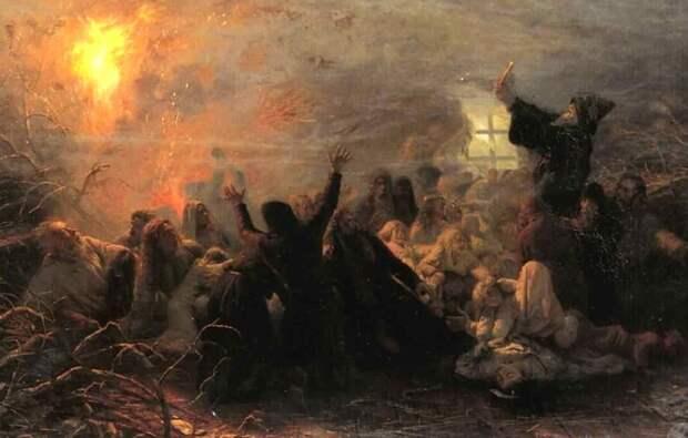 Морильщики: как эти старообрядцы уничтожали целые деревни