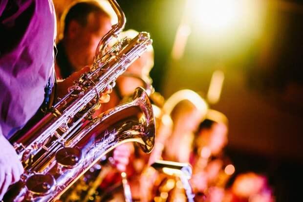 В сквере по Лазоревому проезду  пройдет джазовый  концерт