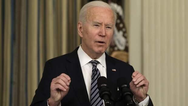 Байден назвал ситуацию в сфере контроля над оружием в США «национальным позором»