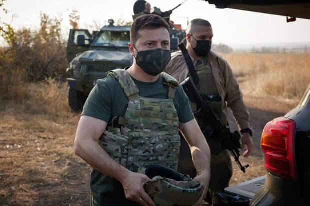 США и ЕС кинули Украину в критический момент: признание Зеленского | Русская весна