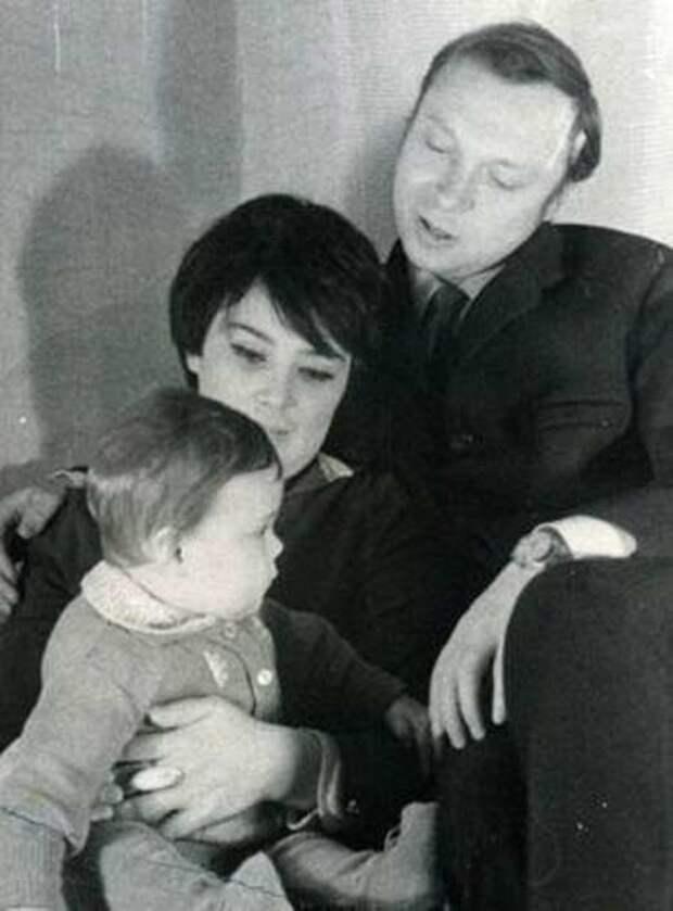 Валерий и Нелли Ободзинские
