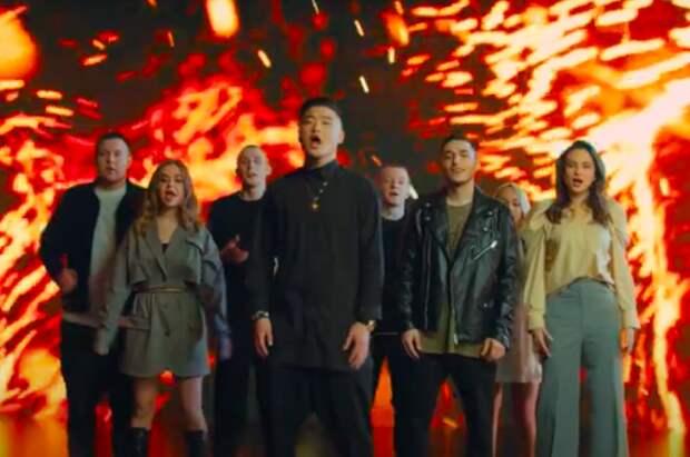 Композитор Матвиенко переделал с блогерами песню «За тебя, Родина-мать»