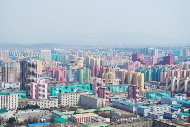 Северная Корея страдает от дефицита риса, голодающее население получает зерно из военных запасов