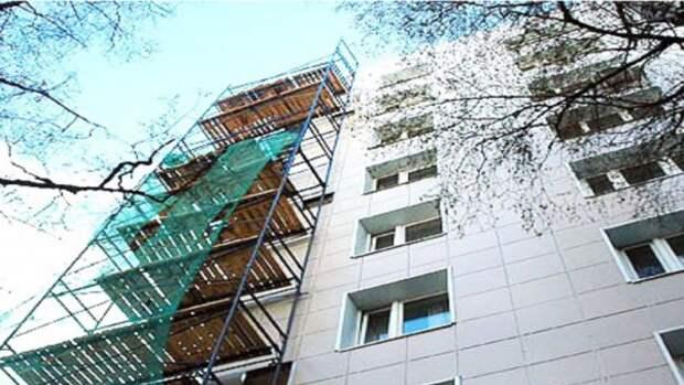 В Севастополе капитальный ремонт многоэтажек проведен с нарушениями