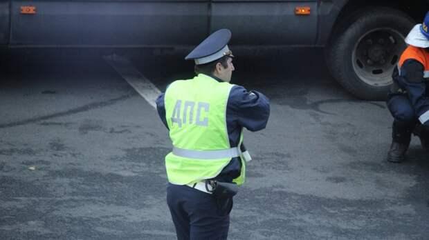 Водитель фуры погиб в столкновении с двумя грузовиками под Ульяновском