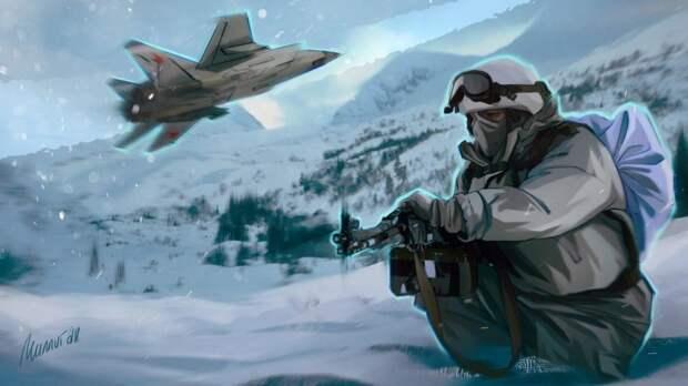 Sohu: арктические козыри РФ позволят Москве легко обставить Запад в регионе