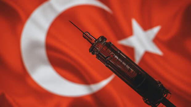 """СМИ: в Турции одобрили производство российской вакцины от COVID-19 """"Спутник V"""""""