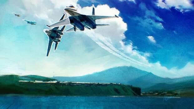 Леонков рассказал, чем обернется для НАТО попытка нарушить воздушное пространство Крыма