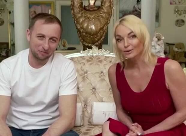 Волочкова впервые представила публике своего избранника