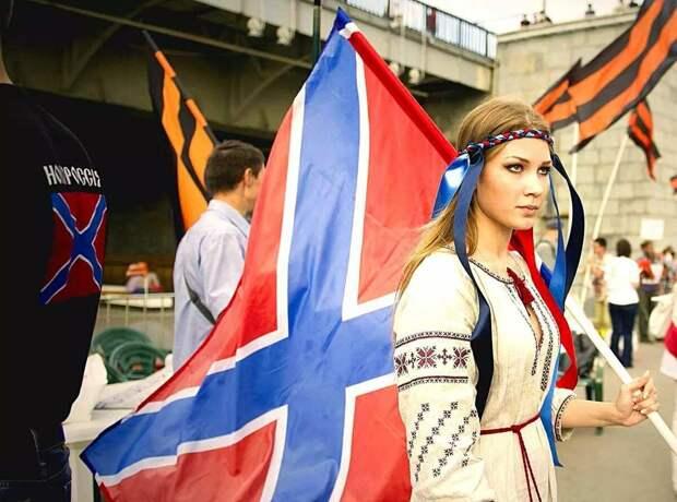 В Москве заявили о насущной необходимости возрождения идеи Новороссии