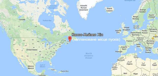 Очередная попытка пристроить украинский «Циклон-4»: на этот раз в Канаду