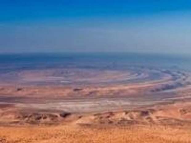 Око Сахары: исключительная геология или загадка, к которой ещё нужно искать ответ?