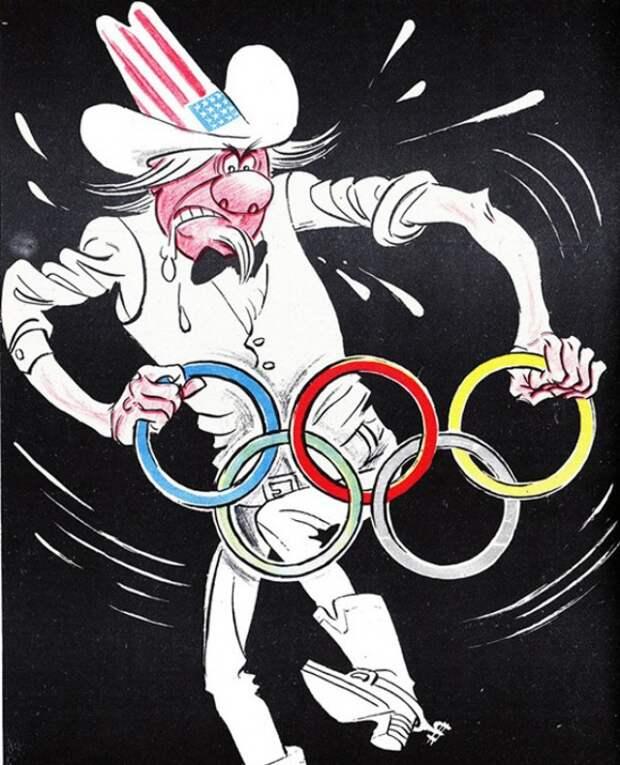 Нас – не пустили. Нас – опустили. Как государство. Борис Юлин об отстранении от Олимпиады 2018.