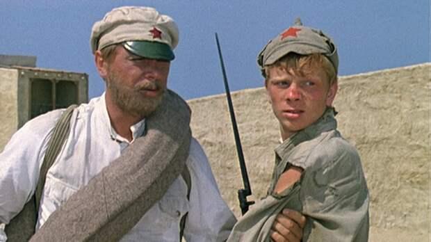 Прототип таможенника Верещагина из «Белого солнца пустыни» оказался круче киногероя