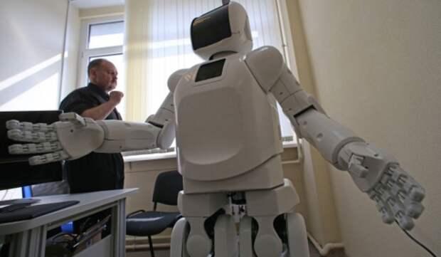 В ОЭЗ «Технополис Москва» обсудят создание роботов для медицины