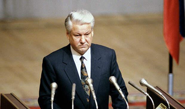 Путин: На всех секретных объектах России при Ельцине паслись американцы