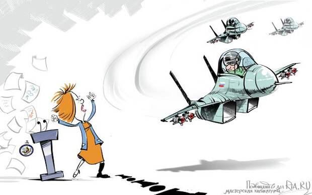 Если нас хвалит Псаки, следовательно Россия что-то сделала не так