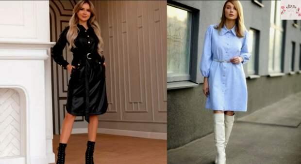 Элегантные, сдержанные и невероятно женственные платья офисного стиля: прекрасная мода для каждой дамы!