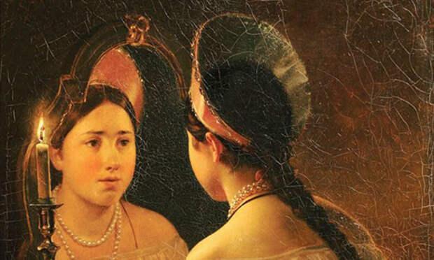 Как на Руси отличали девицу от мужней жены