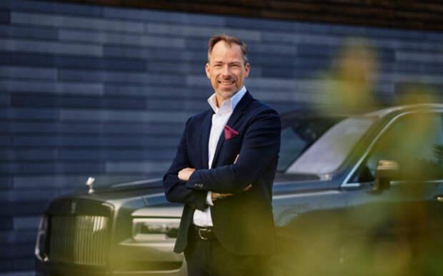 Бывший дизайнер BMW и MINI займётся внешностью автомобилей Rolls-Royce