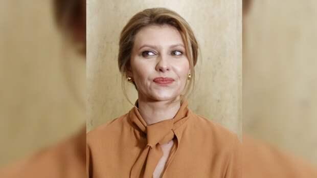 Жена президента Украины призналась, что не любит готовить
