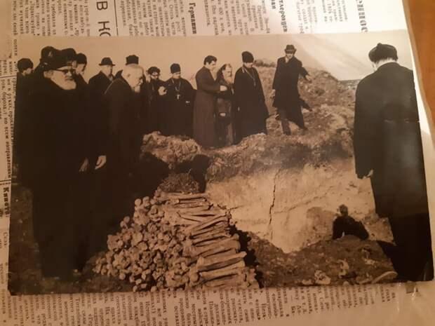 Застройка на костях: девелоперы в Симферополе добрались до братских могил