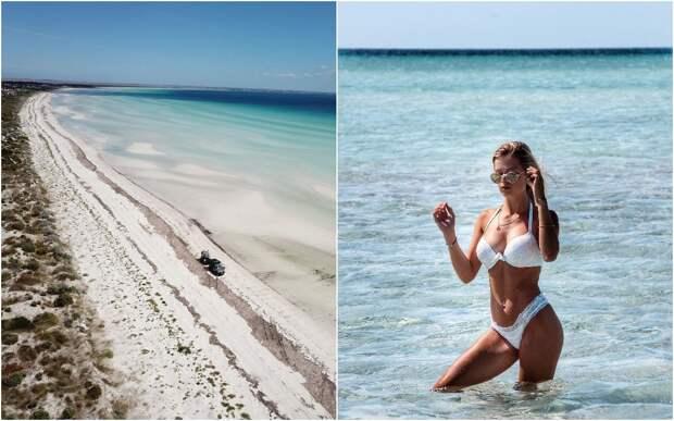 Самый красивый пляж Австралии, о котором вы, вероятно,никогда не слышали