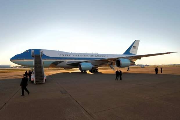 Летающая крепость Трампа: как устроен американский борт номер один