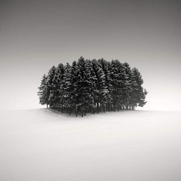 Тихий восторг. Пейзажные фотографии Пьера Пеллегрини
