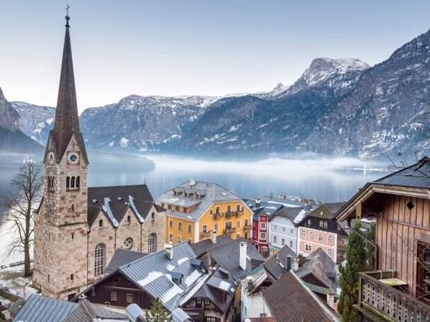 10 причин посетить Австрию