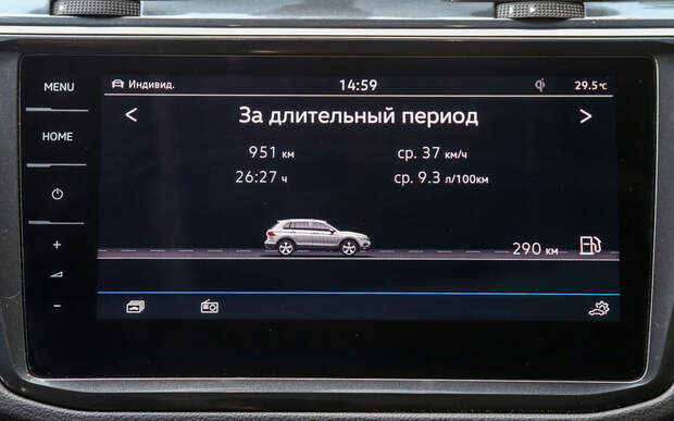 Первые 10тыс. кмнаVolkswagen Tiguan: все проблемы— отклимата