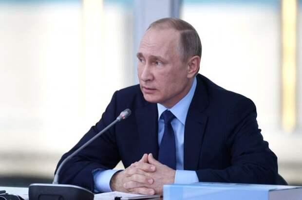 Путин назвал чушью обвинения в причастности России к атакам на JBS