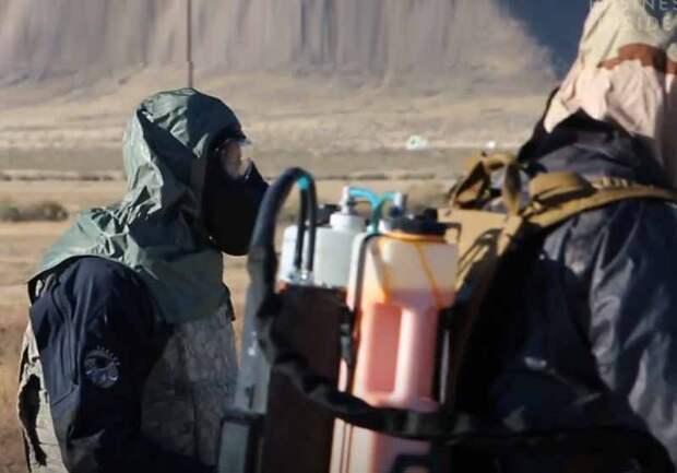 Дагвей – сверхсекретная лаборатория биологического оружия США