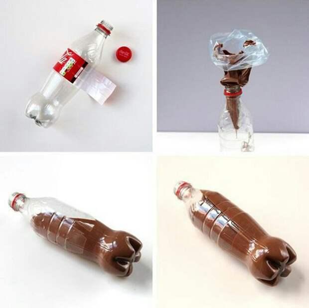 Кока-Кольный киндер сюрприз (Diy)
