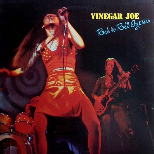 Vinegar Joe. Rock'n Roll Gypsies 1972