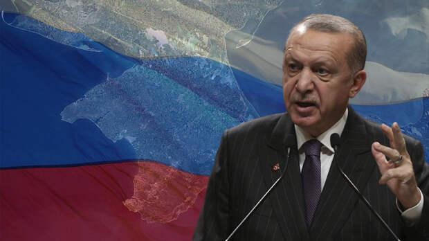 Владимир Джаралла: Эрдоган играет в великого султана