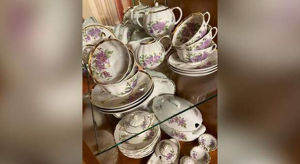 5 чайных сервизов из СССР, о которых мечтал каждый