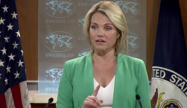 США горячо поддержали теракты против Крыма