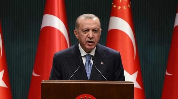 Посягнувшему на Крым Эрдогану ответили русской пословицей