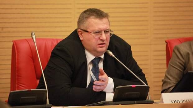 Оверчук: Россия и США должны вывести отношения на качественно новый уровень