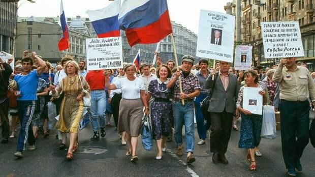 Когда Россия становилась независимой?
