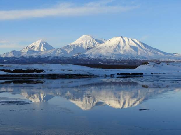 Альпинист из Японии погиб на Камчатке при восхождении на вулкан