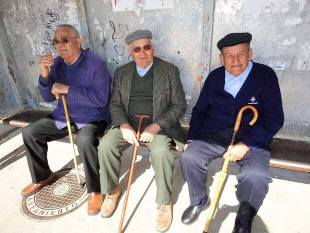 Старение населения – бич мировой экономики