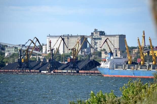 В порту Николаева ответили на заявление о хранении 3,2 тыс. тонн селитры