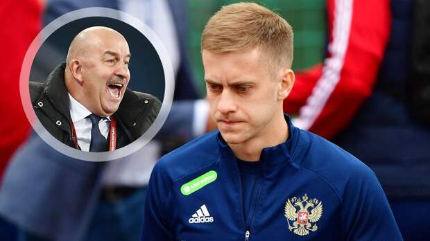Футболист сборной России Фомин — о Черчесове в ярости: «После 0:5 от Сербии он разговаривал на повышенных тонах»