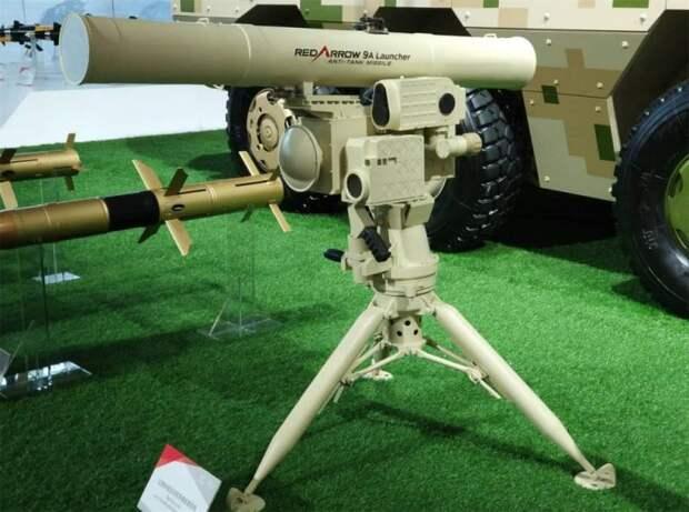 Справятся ли китайские переносные ПТРК с современными танками?