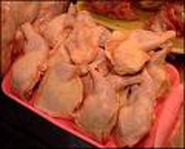 Россия с 2009 г. может прекратить импорт мяса птицы из США