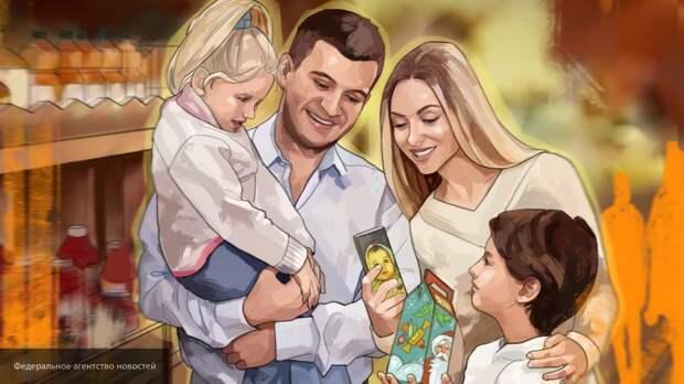 В России ожидается введение дополнительных мер поддержки семьям с детьми в 2021 году