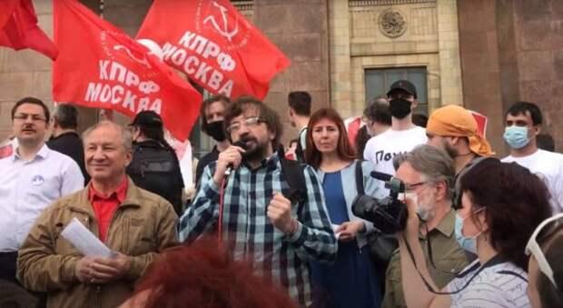 Шаповалов: Рашкин использует любую возможность для продвижения политических амбиций