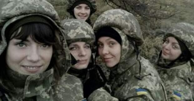 925 женщин-офицеров служат в рядах ВСУ